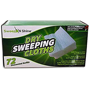 Amazon Com Swiffer Sweeper Extra Large Dry Mop Refills