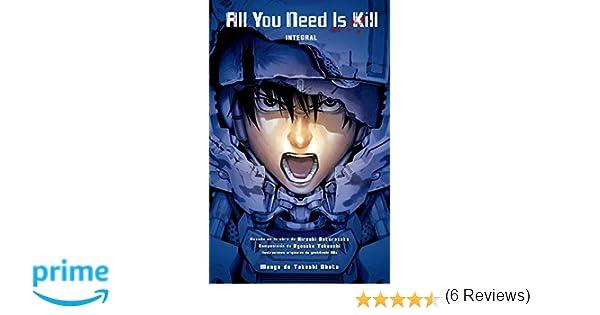 ALL YOU NEED IS KILL INTEGRAL: Amazon.es: Ryosuke Hiroshi Sakurazaka: Libros