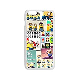 Cartoon lovely Minions cute cell phone case for iPhone 6