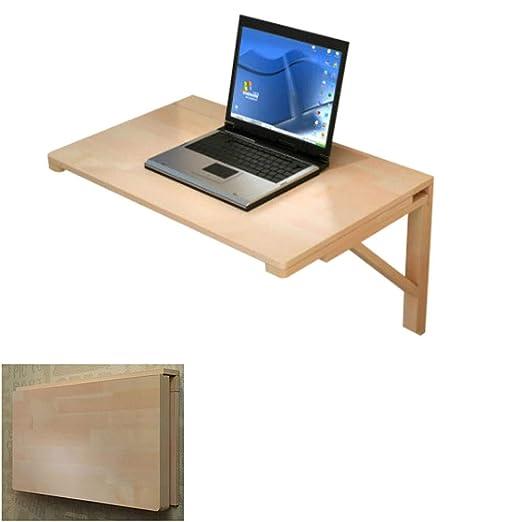 mesa plegable YXX Pared Mesas Plegables de Pared abatibles para ...