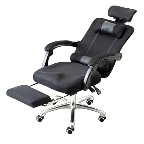 Pleasant Aopheli Reclining Computer Chair Home Computer Chair Mesh Office With Wheel Chair Game Gaming Chair Boss Chair Steel Foot Rotating Lift Armrest Boss Ncnpc Chair Design For Home Ncnpcorg