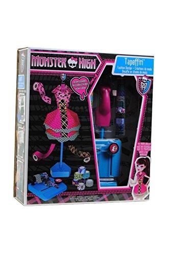 Monster High Tapeffiti Fashion Design Dress Kit (Monster High Kit)
