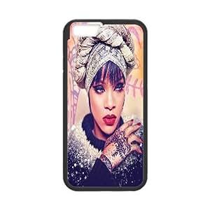 "LSQDIY(R) Rihanna iPhone6 4.7"" Case, Custom iPhone6 4.7"" Phone Case Rihanna"