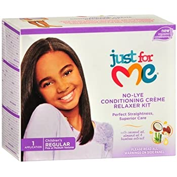Just For Me Relaxer Kit