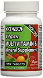 Deva Nutrition Vegan Tiny Iron Free Multivitamin Tablets, 90 Count Review