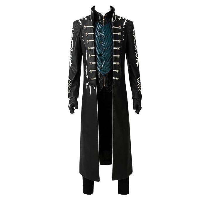 Amazon.com: Terminal - Traje de hombre para disfraz de ...
