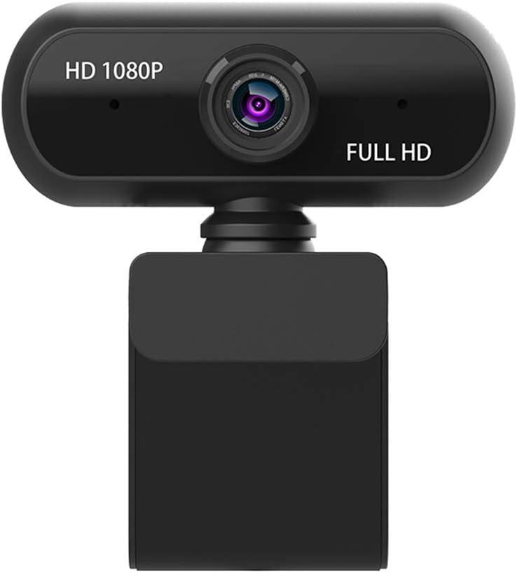 كاميرا كاميرا ويب USB عريضة الزاوية 1080P عالية الوضوح من فيسجوي مزودة بميكروفون ويب كام لاب توب عبر الإنترنت تيكنغ المؤتمرات المباشرة بالفيديو والاتصال على الإنترنت كاميرات الويب مضادة للتسلل