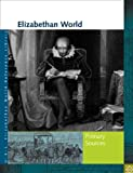 Elizabethan World Reference Library, Sonia G. Benson and Elizabeth Shostak, 1414401884
