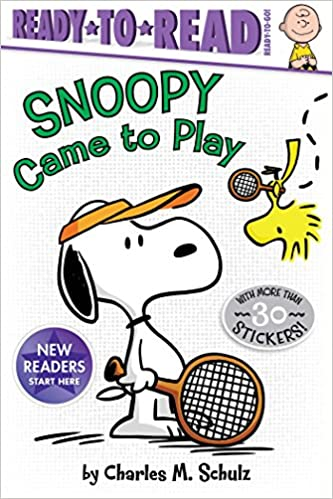 21ecafc53d Amazon.com  Snoopy Came to Play (Peanuts) (9781534415065)  Tina Gallo