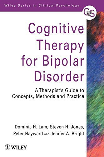 Cognitive Therapy for Bipolar Disorder: A Therapist's Guide to Concepts, Methods and Practice by Dominic H. Lam - Hayward Mall Shopping