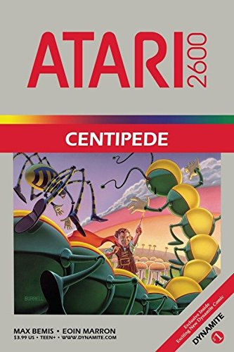 - Centipede #1 Variant Cover D