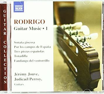 Amazon.com: Rodrigo: Vol. 1-Guitar Music: Music