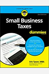 Small Business Taxes For Dummies Kindle Edition