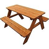 Homeware, Wood Kids Picnic Table
