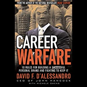 Career Warfare Audiobook