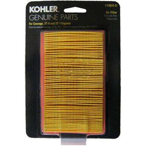 Hbre Vcbl Sr on Kohler 14 083 01 S1 Engine Air Filter