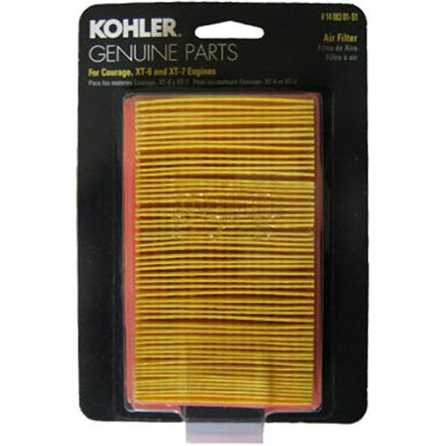KOHLER 14 083 01-S1 Engine Air Filter Kit For Courage XT Series Engines
