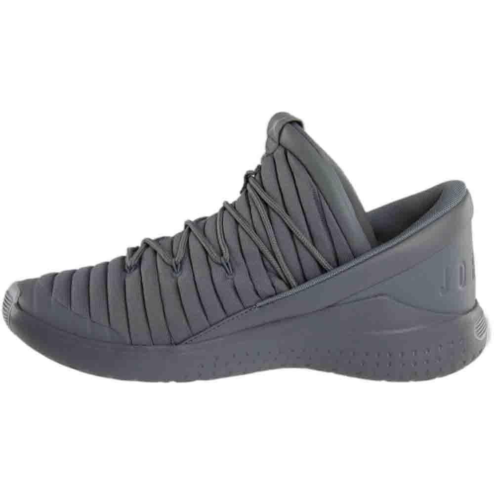 Jordan Nike Men's Flight Luxe Training Shoe B074577C2C 11.5 D(M) US|Cool Grey/Cool Grey/Wolf Grey