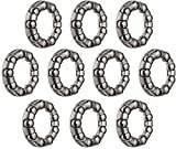#10: Wheels Manufacturing 1/4 x 9 Ball Retainer (Bag of 10)