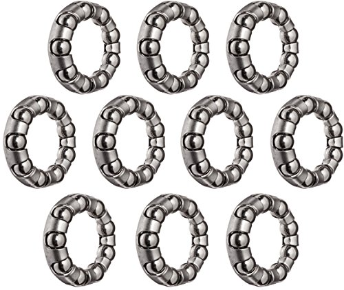 Wheels Manufacturing 1/4 x 9 Ball Retainer (Bag of (Bike Crank Bearings)