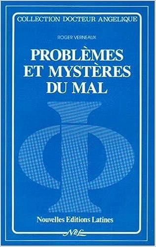 Livres gratuits Problèmes et mystères du mal epub pdf