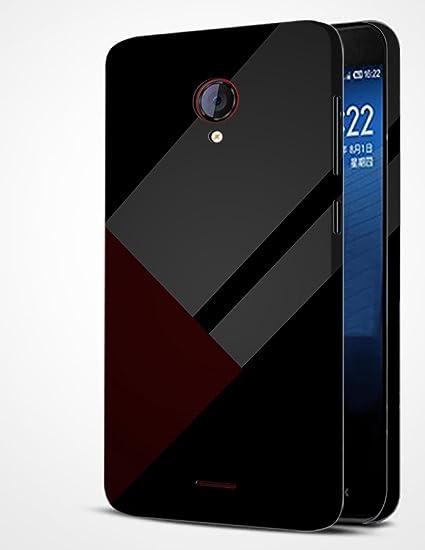 reputable site e6b4a ba986 mbamarsal Printed Mobile Cover for Micromax Unite 2: Amazon.in ...
