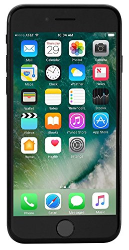 Apple iPhone 7 PLUS (5.5-inch) A1661 256GB Unlocked Smartphone for GSM + CDMA Carriers - Black