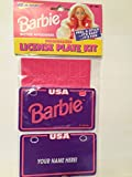Barbie Bicycle/ Bike Accessories Personalized