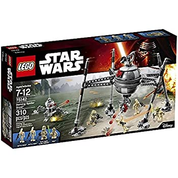 Amazon Lego Homing Spider Droid Star Wars Set 7681 No Box