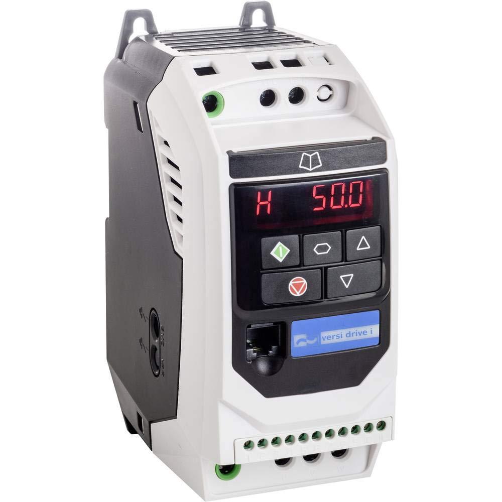 Peter Electronic Frequenzumrichter VD i 037//E3 0.37 kW 1phasig 230 V