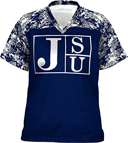 State Jackson Football (ProSphere Jackson State University Women's Football Fan Jersey - Digital FD211)