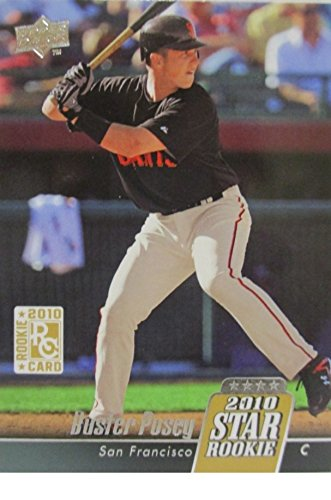 Upper Deck Baseball Buster Rookie product image