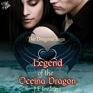 Legend of the Oceina Dragons Audiobook
