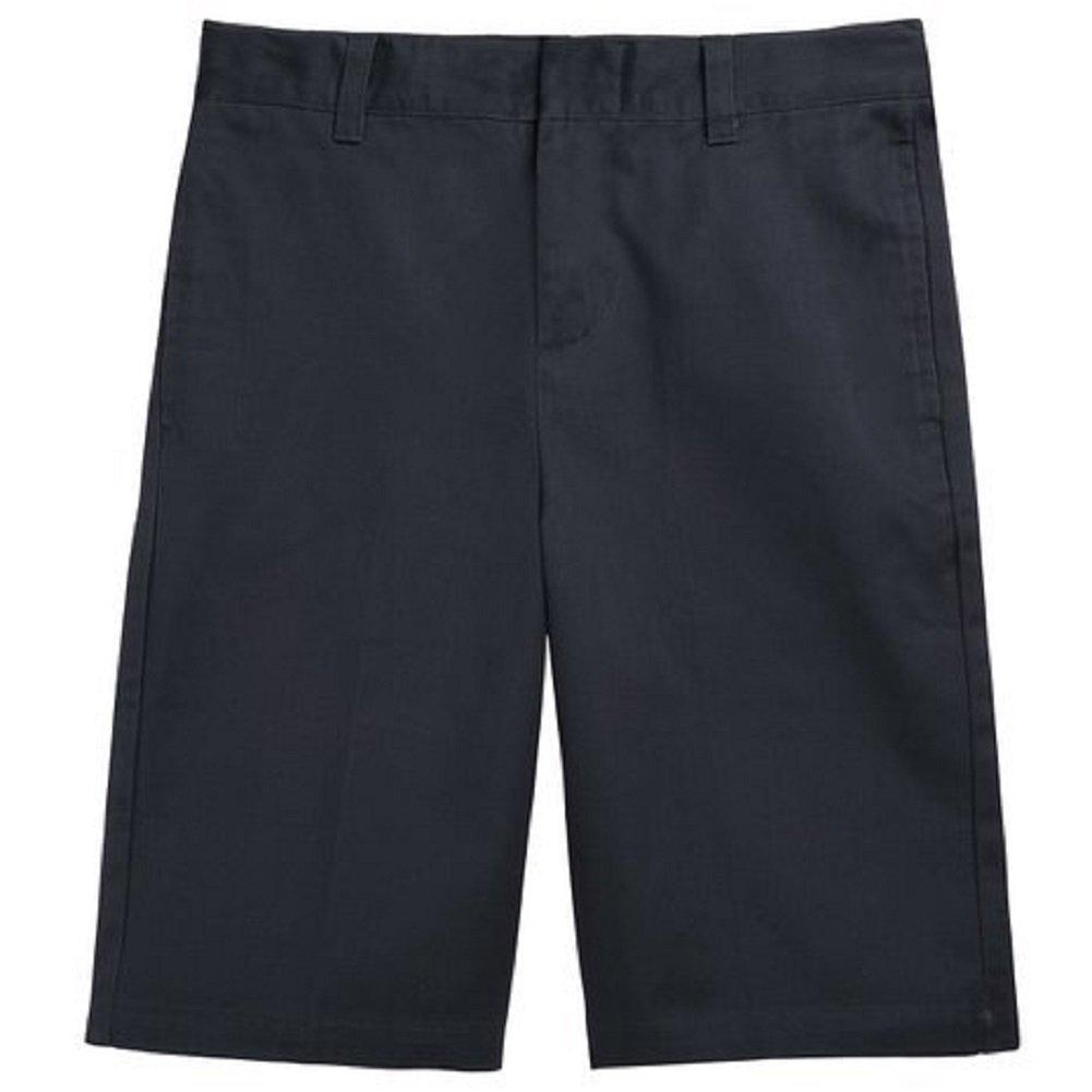 French Toast School Uniforms Boys Flat Front Adjustable Waist Short