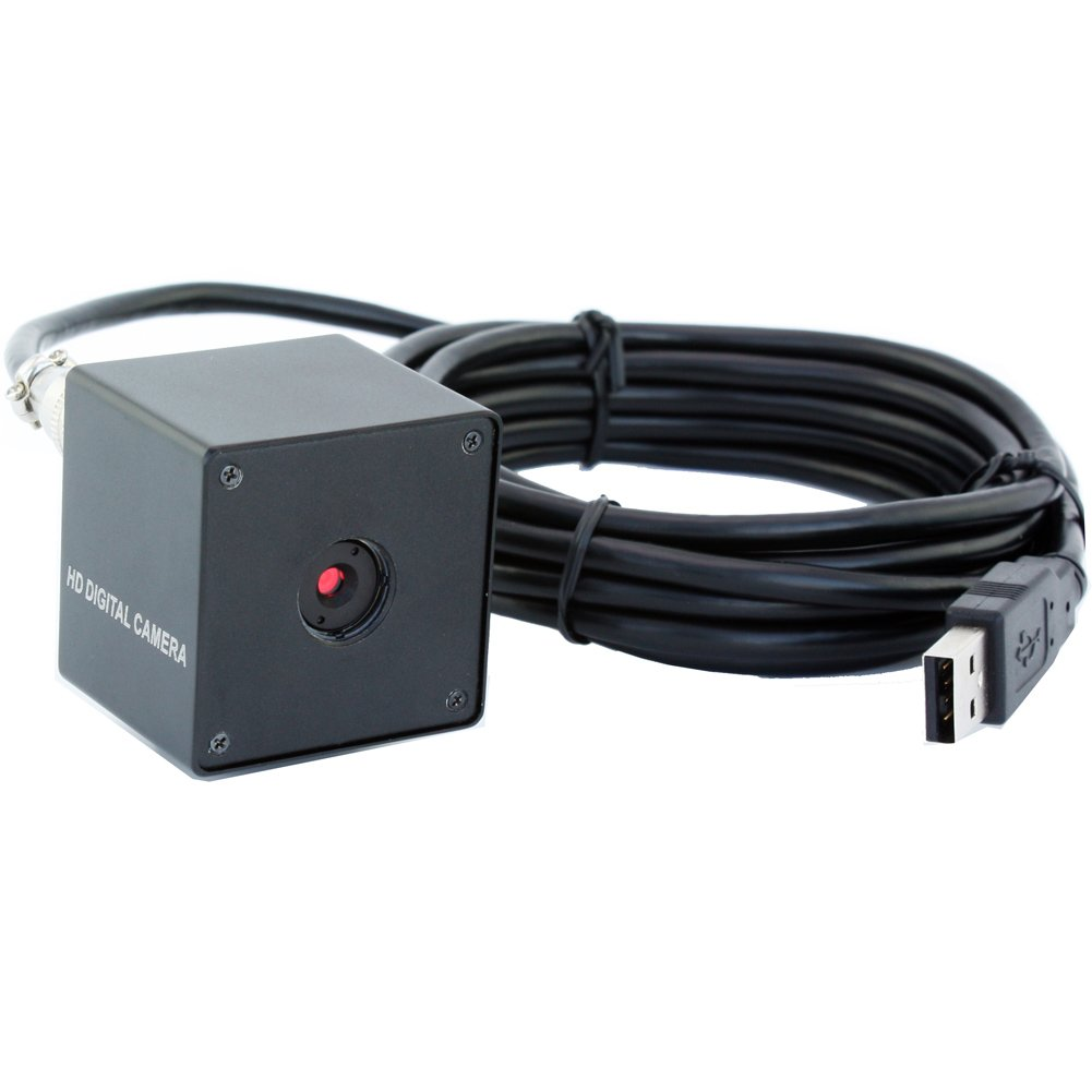 2megapixel Autofocus Usb2.0 Single-board Camera with Housing.usb Camera Module