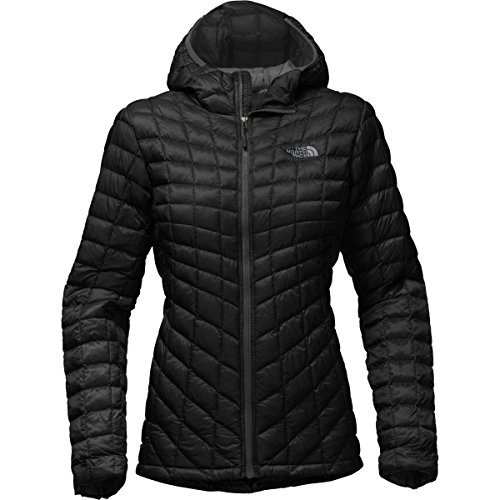 The North Face Women's Thermoball Hoodie - Black - L (Past Season) by The North Face