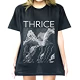Search : Modman Men's Thrice Logo Punk T-Shirt