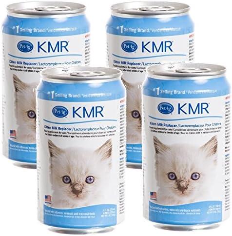 Amazon.com: (4-Pack) KMR líquido replacer de leche para ...