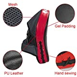 GALOPAR Boxing Pad, PU Leather Boxing Target