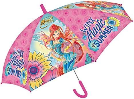 Winx Club Maxi/&Mini Bloom Parapluie 75 CM ID/ÉE Cadeau
