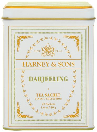 Harney & Sons Black Tea, Darjeeling, 20 - Tea Darjeeling Afternoon