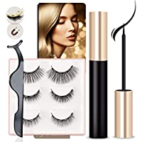 Lkkro Magnetic Eyeliner and False Lashes Kit