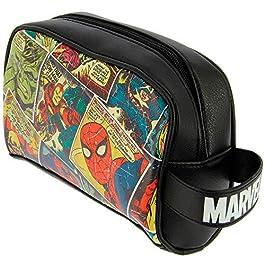 Cosmetic – Toiletries – Wash – Bag (Marvel Comics)