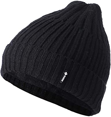 Comfortable Unisex Men Keep Warm Winter Warm Beanie Knit Letter Hat Cap Winter Hat Women Men Knitted Hat