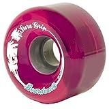 Sure-Grip Boardwalk Outdoor Wheels - Pink