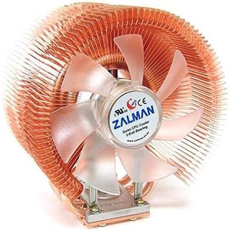 Zalman CNPS9800 MAX CPU Cooling Fan 120mm PWM Intel LGA