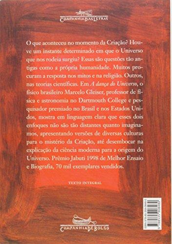 7b4924cdba Livro - A DANÇA DO UNIVERSO - Marcelo Gleiser - 2006