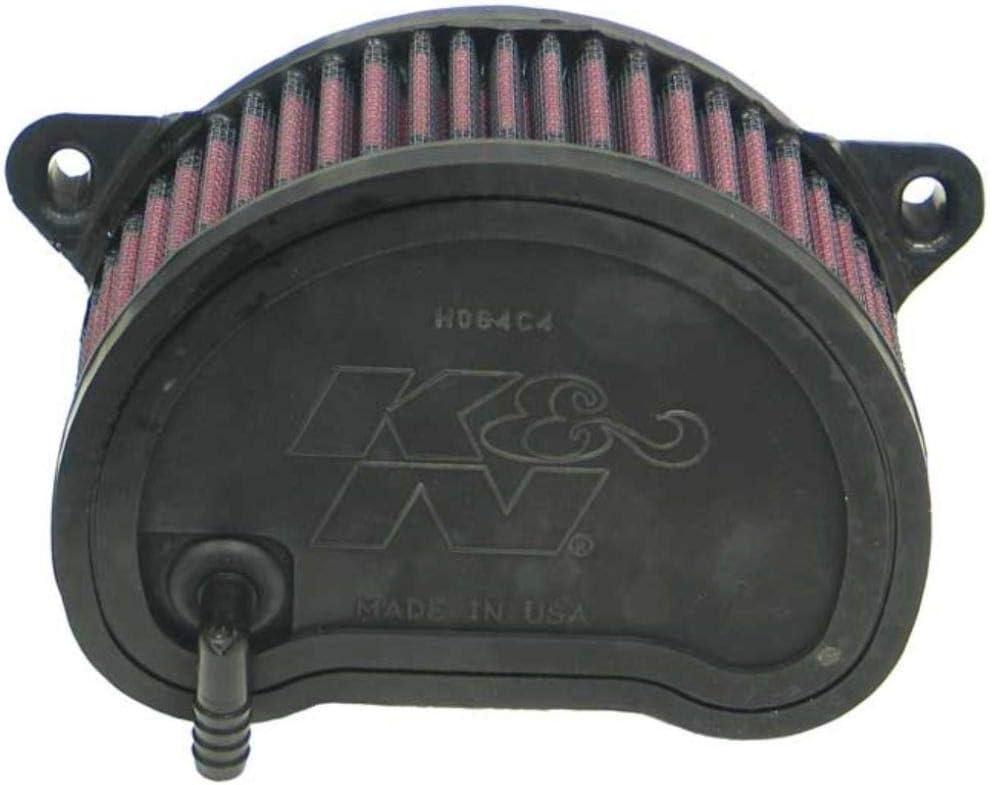 K/&N Engine Air Filter: High Performance Powersport Air Filter: 1999-2004 YAMAHA XV1600 Wild Star, XV1600, XV1600, XV1600 Road Star Midnight, XV1600 Road Star Silverado, XV1600 Premium YA-1699
