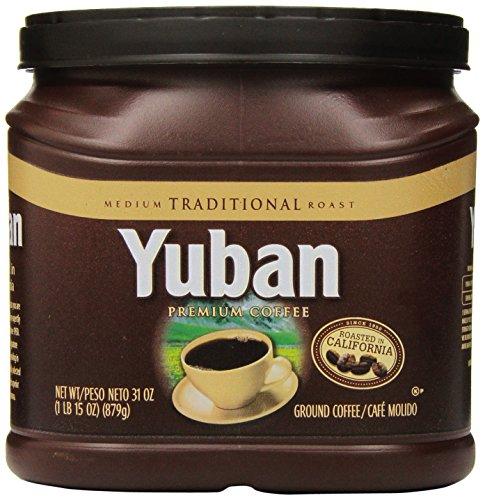 043000047071 - Yuban Ground Coffee Traditional Medium Roast 31 Ounce Canister carousel main 0