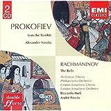 Prokofiev Ivan the Terrible / Alexander Nevsky  Rachmaniov The Bells